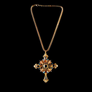 necklace with cross 11