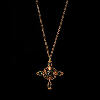 necklace with cross 15