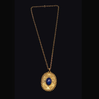 necklace with pendant 55