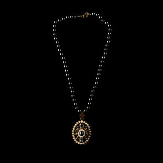 necklace with pendant 61