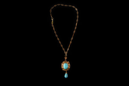 necklace with pendant 67