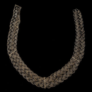 Big Necklace Gold/Silver 12