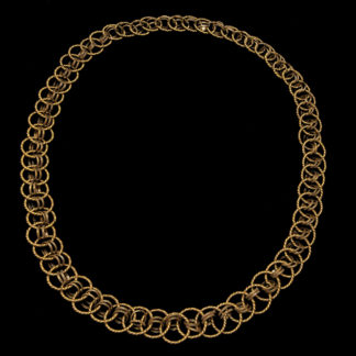 Big Necklace Gold/Silver 2