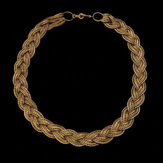 Big Necklace Gold/Silver 3