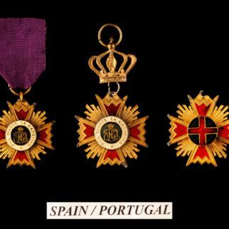 Spain/Portugal