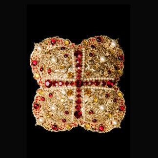 Religious Ecclesiastic Brooch 1