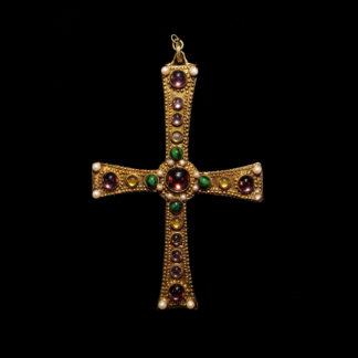 Religious Ecclesiastic Cross 1