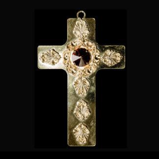 Religious Ecclesiastic Cross 104