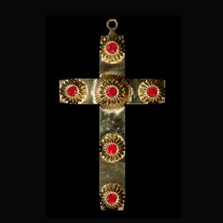 Religious Ecclesiastic Cross 106