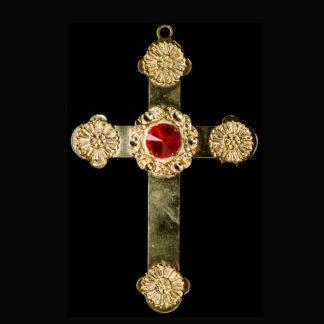 Religious Ecclesiastic Cross 109
