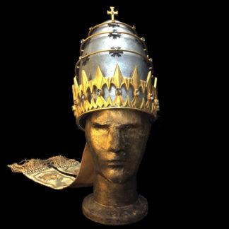 Religious Ecclesiastic Papal Triregnum 1