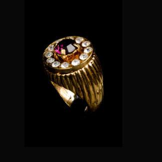 Religious Ecclesiastic Ring 12