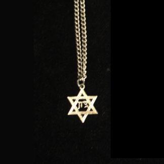 Religious Jewish Pendant 1
