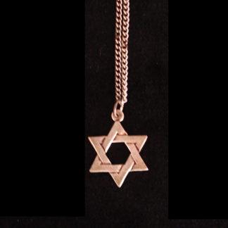 Religious Jewish Pendant 7