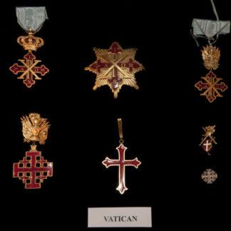 Vatican 13-14-15-16-17-18