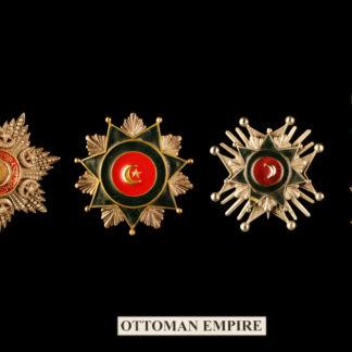 Ottoman Empire 1-2-3-4