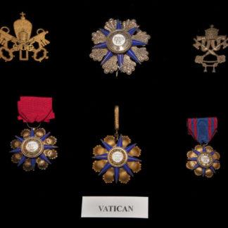 Vatican 1-2-3-4-5-6