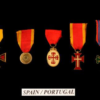 Spain Portugal 4-5-6-7-8