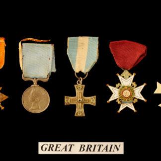 Great Britain 6-7-8-9-10