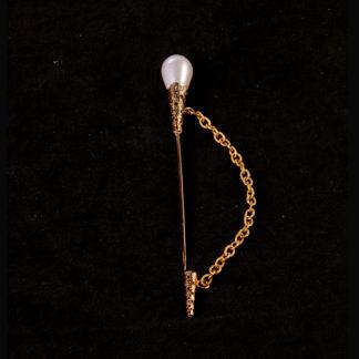 Religious Renaissance Ecclestiasical Stick Pin 1
