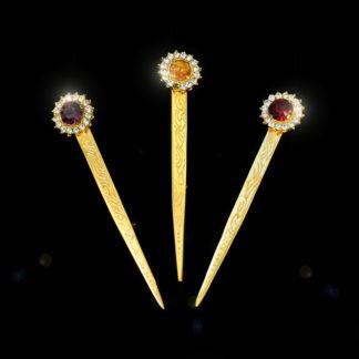 Religious Renaissance Ecclestiasical Stick Pin 8